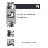 Skills at Work series: Guide to Blended Learning