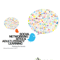 Social Networking Sites and Adult Literacy: Raising the Issues